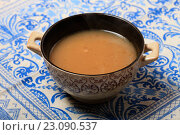 Купить «Суп», эксклюзивное фото № 23090537, снято 14 июня 2016 г. (c) Яна Королёва / Фотобанк Лори