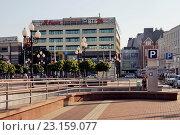 Купить «Город Калининград (Кёнигсберг, нем. Königsberg). Виды города», эксклюзивное фото № 23159077, снято 4 июля 2015 г. (c) stargal / Фотобанк Лори