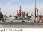 Красная площадь (2016 год). Редакционное фото, фотограф Ivan / Фотобанк Лори