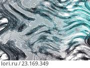 Купить «Абстрактный фон - волны воды», иллюстрация № 23169349 (c) Веснинов Янис / Фотобанк Лори