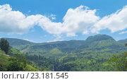 Купить «Чайная плантация на Шри-Ланке, таймлапс», видеоролик № 23181545, снято 31 мая 2016 г. (c) Михаил Коханчиков / Фотобанк Лори