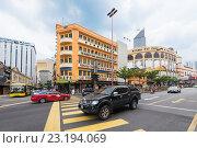 Купить «Kuala Lumpur city center», фото № 23194069, снято 15 июня 2016 г. (c) Александр Подшивалов / Фотобанк Лори