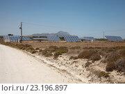 Солнечные электростанции. Стоковое фото, фотограф Дмитрий Наумов / Фотобанк Лори