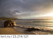 Купить «Лофотенский пляж, Норвегия», фото № 23214121, снято 1 июля 2016 г. (c) Tamara Sushko / Фотобанк Лори