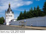 Купить «Богоявленско-Анастасьин женский монастырь в Костроме», фото № 23257633, снято 7 июля 2016 г. (c) Natalya Sidorova / Фотобанк Лори