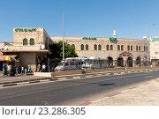 Купить «Дома в восточной части Иерусалима. Израиль. Арабская часть города», фото № 23286305, снято 7 августа 2014 г. (c) Игорь Рожков / Фотобанк Лори