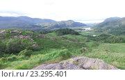 Купить «river at Killarney National Park valley in ireland 80», видеоролик № 23295401, снято 9 июля 2016 г. (c) Syda Productions / Фотобанк Лори