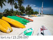 Активный отдых на Мальдивах (2015 год). Редакционное фото, фотограф Татьяна Руденко / Фотобанк Лори