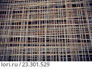 Купить «close up of rusty carcass grid», фото № 23301529, снято 30 сентября 2015 г. (c) Syda Productions / Фотобанк Лори