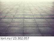 Купить «tiled floor backdrop», фото № 23302057, снято 16 октября 2015 г. (c) Syda Productions / Фотобанк Лори