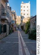 Купить «Центральные кварталы   Иерусалима. Израиль.», фото № 23320029, снято 7 августа 2014 г. (c) Игорь Рожков / Фотобанк Лори