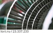 Атомная электростанция. Обучающая модель паровой турбины. Стоковое видео, видеограф ActionStore / Фотобанк Лори