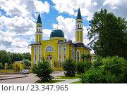 Купить «Мечеть в Костроме», фото № 23347965, снято 6 июля 2016 г. (c) Natalya Sidorova / Фотобанк Лори