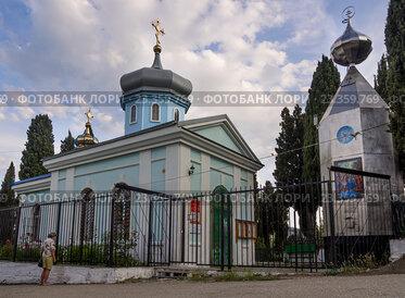Храм в честь Святителя Луки Архиепископа Симферопольского и Крымского, город Алушта, Крым