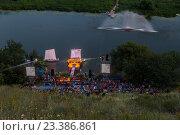 Грушинский фестиваль 2016. Редакционное фото, фотограф Акиньшин Владимир / Фотобанк Лори