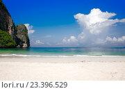 Купить «Андаманское море, Краби, Таиланд», фото № 23396529, снято 27 июля 2015 г. (c) Литова Наталья / Фотобанк Лори