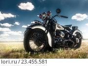 Купить «Мото. Харлей Дэвидсон. Harley Davidson. Мотоспорт», фото № 23455581, снято 25 сентября 2018 г. (c) Дмитрий Третьяков / Фотобанк Лори