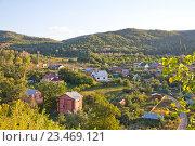 Село Бахилова поляна, Самарская область, Самарская Лука (2011 год). Редакционное фото, фотограф Дудакова / Фотобанк Лори