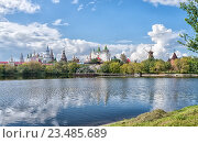 Кремль в Измайлово. Редакционное фото, фотограф Depth / Фотобанк Лори