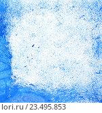 Купить «Blue abstract background», иллюстрация № 23495853 (c) Роман Сигаев / Фотобанк Лори