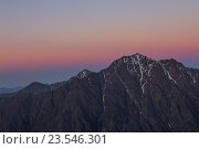 Краски заката. Стоковое фото, фотограф Валера Сабанов / Фотобанк Лори