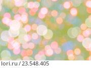 Купить «Блики света в зеленых тонах», фото № 23548405, снято 19 апреля 2019 г. (c) Olesya Tseytlin / Фотобанк Лори