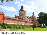 Купить «Замок Грипсхольм. Швеция.», фото № 23578569, снято 27 июля 2016 г. (c) Щелкотунова Любовь / Фотобанк Лори