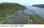 Купить «Северный мыс (Nordkapp) в Северной Норвегии», видеоролик № 23581949, снято 19 сентября 2016 г. (c) Андрей Армягов / Фотобанк Лори