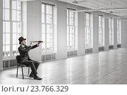 Купить «Searching for new perspectives . Mixed media», фото № 23766329, снято 16 июня 2019 г. (c) Sergey Nivens / Фотобанк Лори