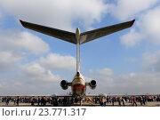 Самолет. Стоковое фото, фотограф Джамиля Бигалеева / Фотобанк Лори