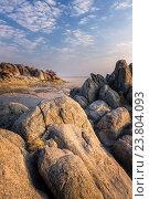 Купить «Lekhubu (Kubu) Island. Sowa Pan. Makgadikgadi Pans. Botswana.», фото № 23804093, снято 17 августа 2008 г. (c) age Fotostock / Фотобанк Лори
