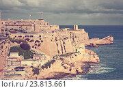 Купить «View of Valletta, Malta.», фото № 23813661, снято 12 декабря 2010 г. (c) Яков Филимонов / Фотобанк Лори