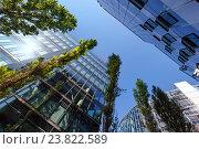 Купить «Around Potsdamer Platz in Berlin (Germany).», фото № 23822589, снято 23 июля 2013 г. (c) Юрий Брыкайло / Фотобанк Лори