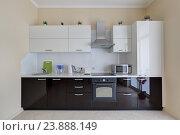 Купить «Интерьер кухни», фото № 23888149, снято 27 марта 2014 г. (c) Игорь Долгов / Фотобанк Лори