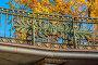 Театральный мост - пересечение канала Грибоедова и реки Мойки, Санкт-Петербург, Россия, фото № 23924961, снято 3 октября 2016 г. (c) Зезелина Марина / Фотобанк Лори