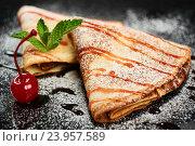 Купить «Завтрак», фото № 23957589, снято 19 февраля 2014 г. (c) Алексеев Сергей / Фотобанк Лори