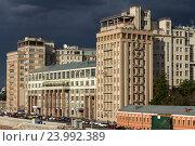 Театр эстрады. Москва (2014 год). Редакционное фото, фотограф AK Imaging / Фотобанк Лори