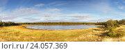 Купить «Озера на Большом Соловецков острове», фото № 24057369, снято 25 августа 2013 г. (c) Дмитрий Тищенко / Фотобанк Лори