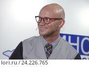 Купить «Дмитрий Хрусталев», фото № 24226765, снято 1 ноября 2016 г. (c) Архипова Екатерина / Фотобанк Лори