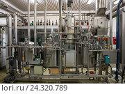 Купить «Carlsberg Deutschland GmbH report - Craft Beer eyebrows in the Holsten brewing world with beer brewing champion Ralf Gebhardt», фото № 24320789, снято 3 декабря 2015 г. (c) mauritius images / Фотобанк Лори