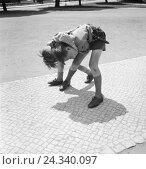Купить «Kinder aus der Stadt Stendal, Deutschland 1930er Jahre. Children from the city of Stendal, Germany 1930s.», фото № 24340097, снято 23 июля 2018 г. (c) mauritius images / Фотобанк Лори