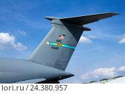 Купить «The Internationale Luft- und Raumfahrtausstellung ILA Berlin air show 2010. U.S.Force Boeing C-17A Globemaster III, The Spirit of Berlin. The US Air Force...», фото № 24380957, снято 20 марта 2018 г. (c) mauritius images / Фотобанк Лори