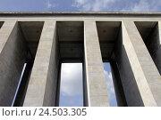 Купить «Italy, Rome, Esposizione universal Tu Roma, architecture,», фото № 24503305, снято 2 июля 2009 г. (c) mauritius images / Фотобанк Лори