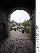 Купить «Wartburg, Eisenach, Thuringia, Germany,», фото № 24516001, снято 2 февраля 2010 г. (c) mauritius images / Фотобанк Лори