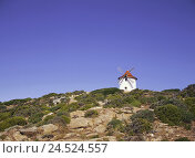 Купить «France, island Corsica, Cap Corse, windmill, Moulin Mattei, destination, scenery, Mediterranean island, cape, building, mill, architecture, traditionally...», фото № 24524557, снято 23 июля 2018 г. (c) mauritius images / Фотобанк Лори