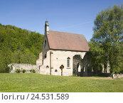 Купить «Germany, Bavaria, home Eder, cloister Christgarten,», фото № 24531589, снято 21 апреля 2008 г. (c) mauritius images / Фотобанк Лори
