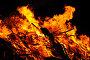 Easter fires, wooden, burn,, фото № 24578245, снято 15 марта 2010 г. (c) mauritius images / Фотобанк Лори