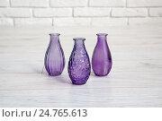 Different decorative vases in a studio. Стоковое фото, фотограф Ольга Еремина / Фотобанк Лори