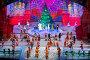 Кремлевская новогодняя Елка, эксклюзивное фото № 24833157, снято 5 января 2017 г. (c) Михаил Ворожцов / Фотобанк Лори