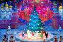 Кремлевская новогодняя Елка, эксклюзивное фото № 24833169, снято 5 января 2017 г. (c) Михаил Ворожцов / Фотобанк Лори